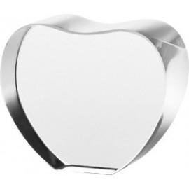 Trofeum szklane - serce KR8070