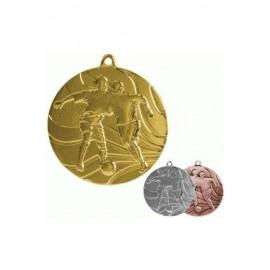 Medal piłka nożna 50 mm / 3 mm MMC3650