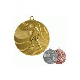 Medal narciarstwo 50 mm / 3 mm MMC4750