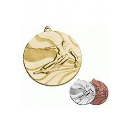 Medal narciarstwo 50 mm / 3 mm MMC4950