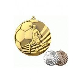 Medal piłka nożna 50 mm / 3 mm MMC5055/G/S/B