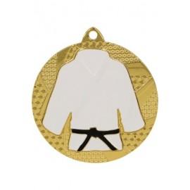 Medal karate 50 mm / 2,5 mm MMC6550