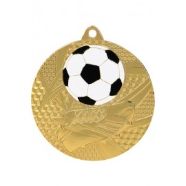 Medal piłka nożna 50 mm / 2,5 mm MMC6950