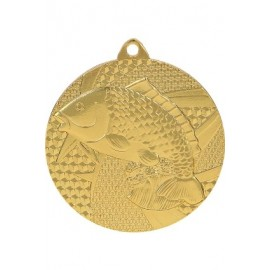 Medal wędkarstwo 50 mm / 2,5 mm MMC7950