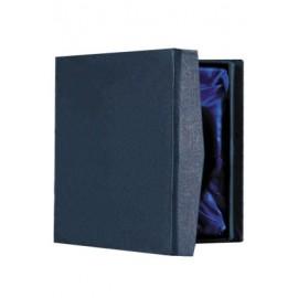 Etui na medal 70 mm - z atłasowym wnętrzem PB01 Niebieskie