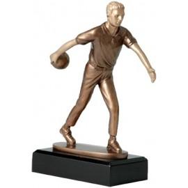 Figurka odlewana - bowling RF2351