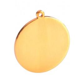 Medal dwustronny 70 mm / 3 mm MMC7070