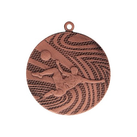 Medal piłka nożna 40 mm / 2,5 mm MMC1240