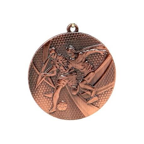 Medal piłka nożna 50 mm / 2 mm MMC15050
