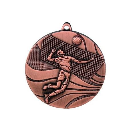 Medal siatkówka 50 mm / 3 mm MMC2250