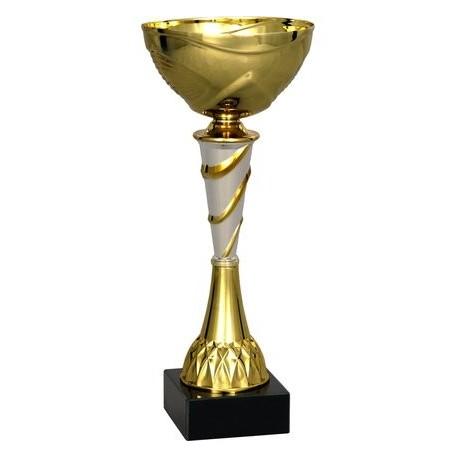 Puchar złoto-srebrny 8163