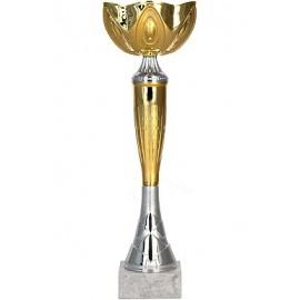 Puchar złoto-srebrny 8222