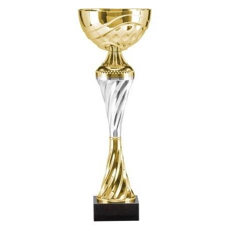 Puchar złoto-srebrny 8233