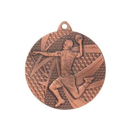 Medal piłka ręczna 50 mm / 2,5 mm MMC7550