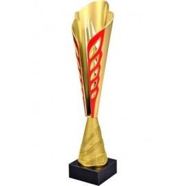 Puchar złoto-czerwony 8248