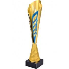 Puchar złoto-niebieski 8249