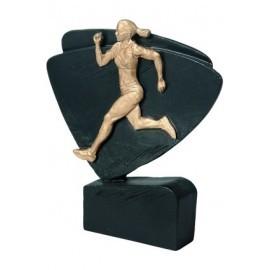 Figurka - biegi - wersja czarno-złota RFEL5013