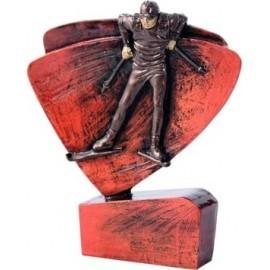 Figurka odlewana z serii MiniLine - wędkarstwo RFEL5035