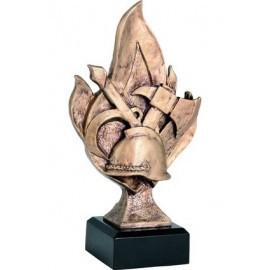 Figurka odlewana - strażactwo RFST2002