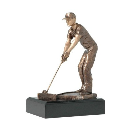 Figurka odlewana - golf RFST2011