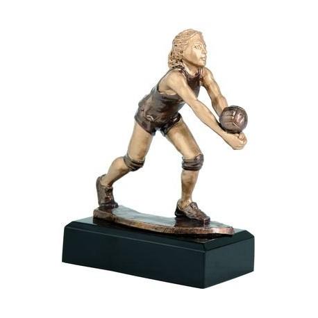 Figurka odlewana - siatkówka RFST2016