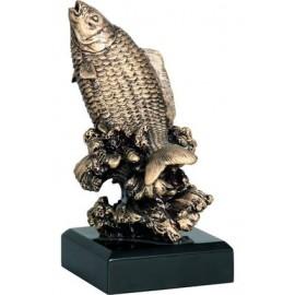 Figurka odlewana - wędkarstwo - ryba RFST2028