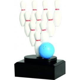Figurka odlewana - bowling RFST2037
