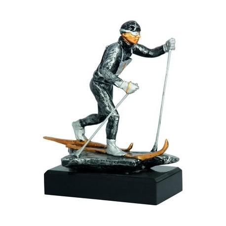 Figurka odlewana - sporty zimowe RFST2043