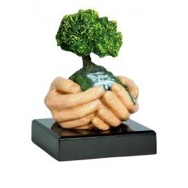 Figurka odlewana - ekologia RFST2051