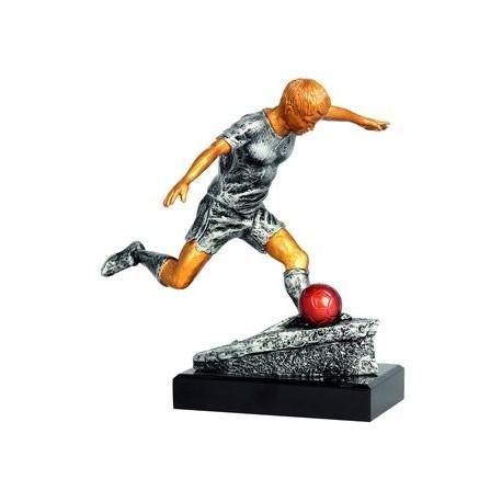 Figurka odlewana - piłka nożna RFST2054