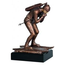 Figurka odlewana - sporty zimowe - biathlon RFST2056