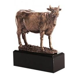 Figurka odlewana - rolnictwo - krowa RFST2076