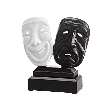 Figurka odlewana - teatr RFST2078
