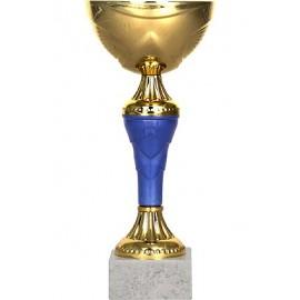 Puchar złoto-niebieski 9035
