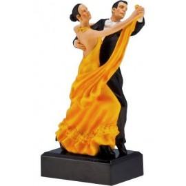 Figurka odlewana - taniec RFST2097