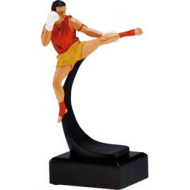 Figurka odlewana - kickboxing RFST2099