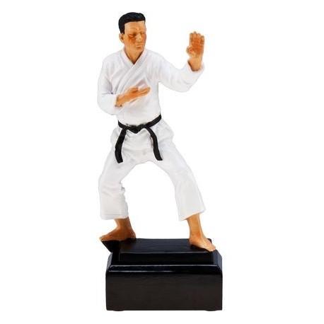 Figurka odlewana - karate RFST2101