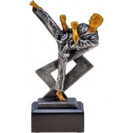 Figurka odlewana – karate RFST2102/GR