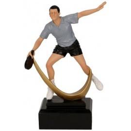 Figurka odlewana - tenis stołowy RFST2104