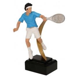 Figurka odlewana - tenis ziemny RFST2106