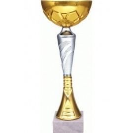 Puchar złoto-srebrny 9044