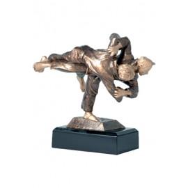 Figurka odlewana - judo RFST2003