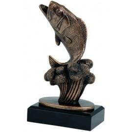 Figurka odlewana - wędkarstwo - ryba RFXR170