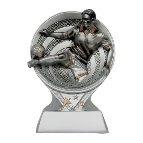 Figurka odlewana - piłka nożna RS10