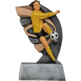 Figurka odlewana - piłka nożna RT10