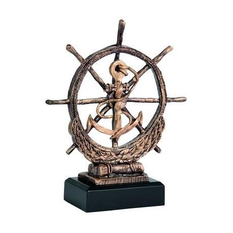 Figurka odlewana - żeglarstwo RTY1030