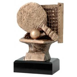 Figurka odlewana - tenis stołowy RTY3743