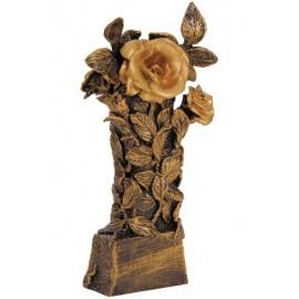 Figurka odlewana - ogólna - róża RTY378