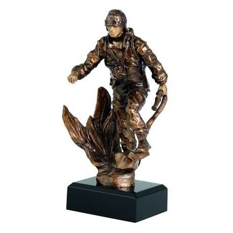 Figurka odlewana - strażactwo RTY3784