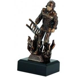 Figurka odlewana - strażactwo RTYR3768